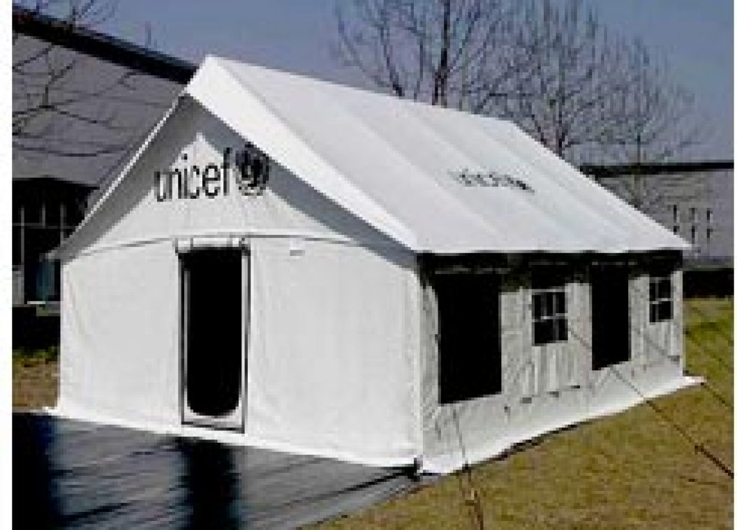 UNICEF Type School Winterized Tent