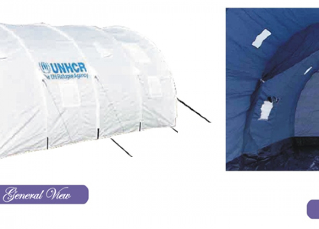 UNHCR Typpe Light Weight Tent
