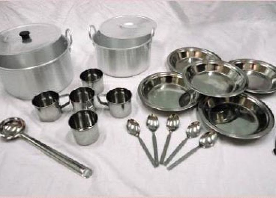 IFRC Kitchen Set