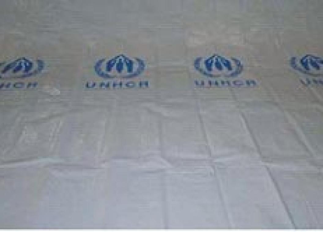 UNHCR Type Plastic Tarpaulins In Rolls