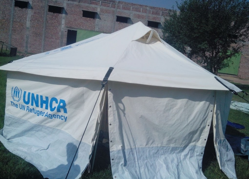 UNHCR & IFRC Type Family Tent