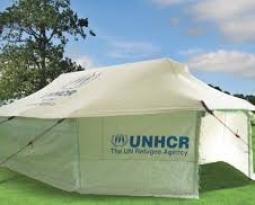 UNHCR Family Tent Flame Retardant