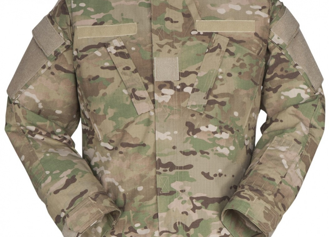 Military Uniforms (Treated)