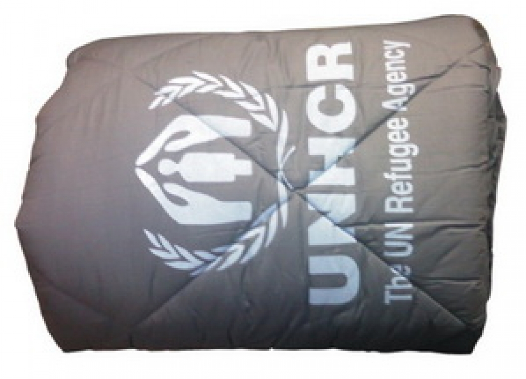 UNHCR TYPE QUILTS